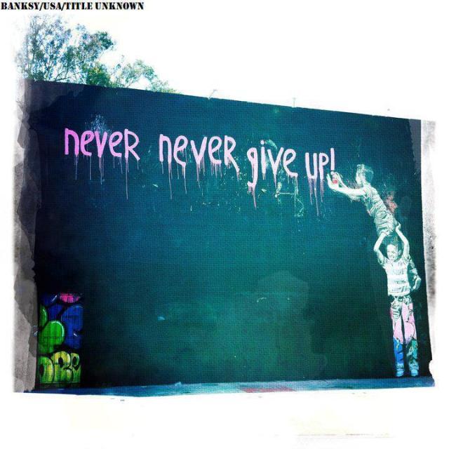 Street Artist ~ Banksy