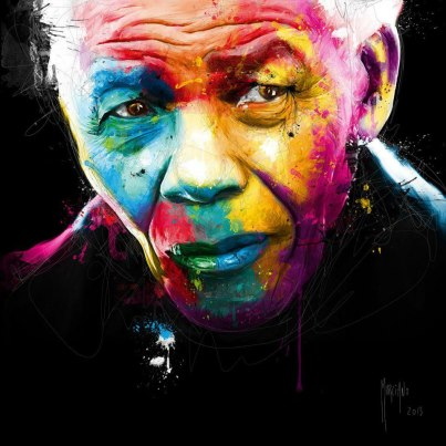 """When a man is denied the right to live the life he believes in, he has no choice but to become an outlaw."" ~Nelson Mandela"