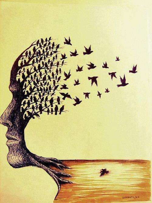 Maybe The Mind Is Waiting For You To Choose Freedom So