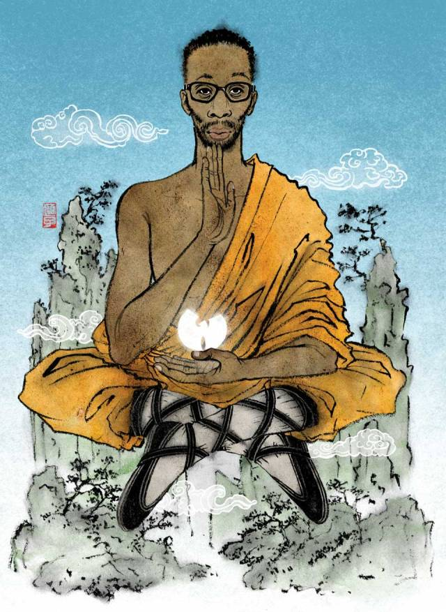 """""""The first person you have to resurrect is yourself.""""  ~ RZA, The Tao of Wu"""