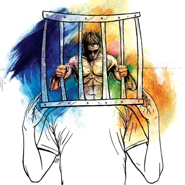 """""""People only get really interesting when they start to rattle the bars of their cages.""""  ~ Alain de Botton"""