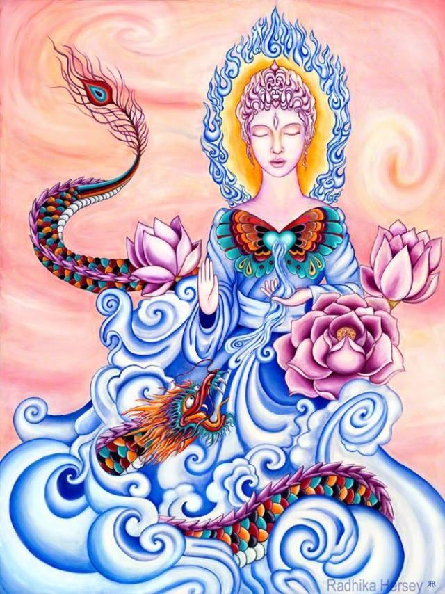 Art by Radhika Hersey