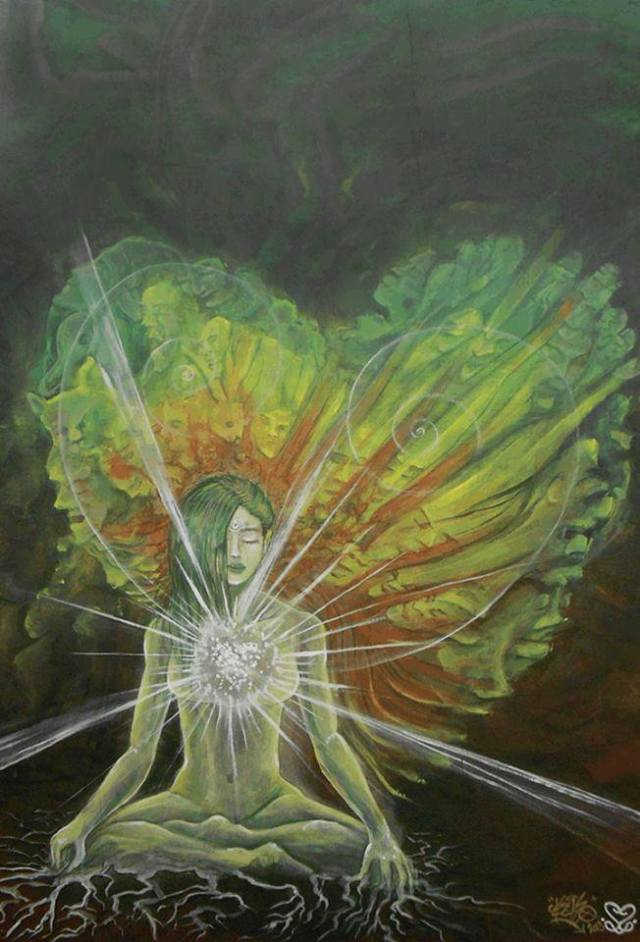 """""""The spirit of her invincible heart guided her through the shadows. ~ Gabriel Garcia"""