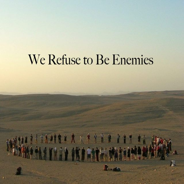 We refuse