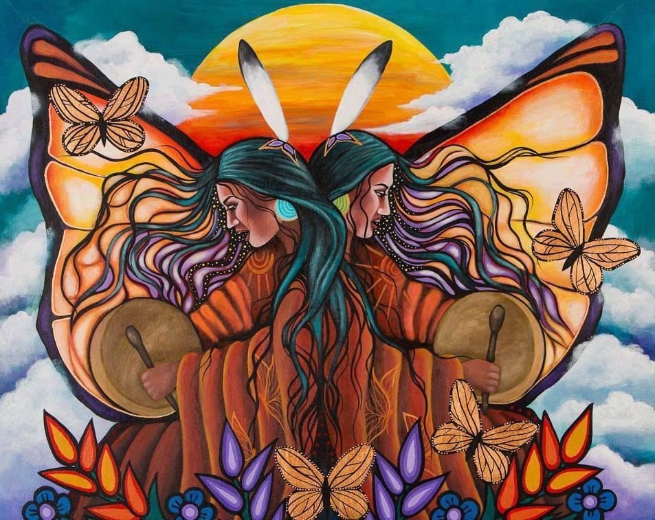 "Women must wake up this great force they possess and bring the world back  to peace and harmony."" ~THIRTEEN INDIGENOUS GRANDMOTHERS 