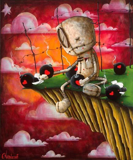Art by Fabio Napoleoni