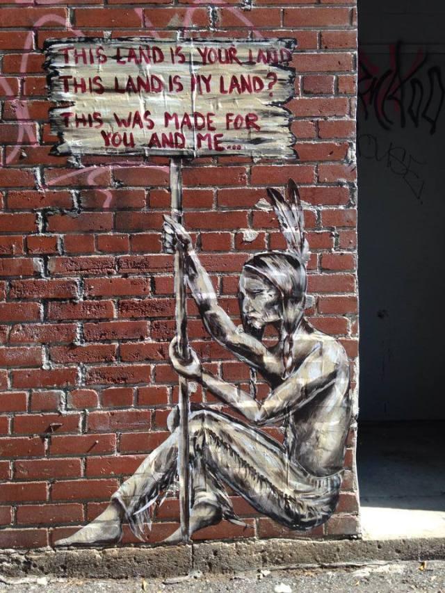 Street Art by Bandi T