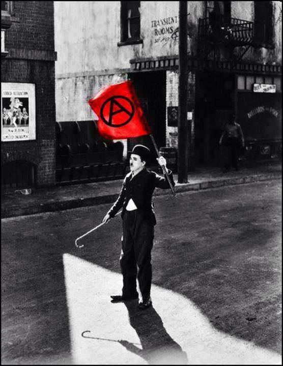 Chaplin anarchy
