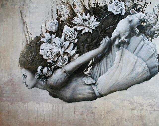 Art by Sophie Wilkins