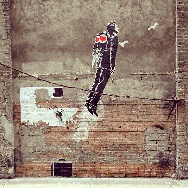 Street Art by Goin