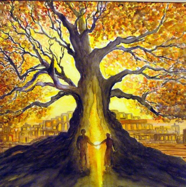 Tree Of Life by Veda Hale