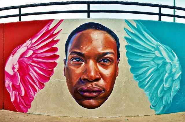 Mlk Street Art