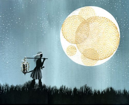 Moon ~Dan-ah Kim Art