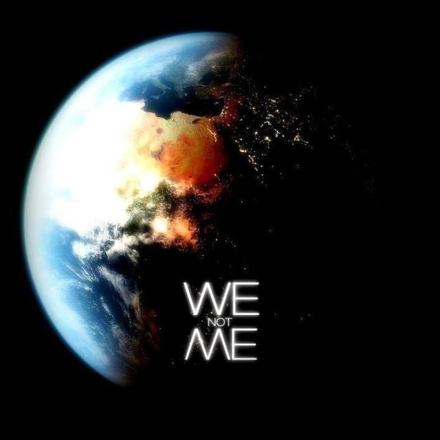 We not me