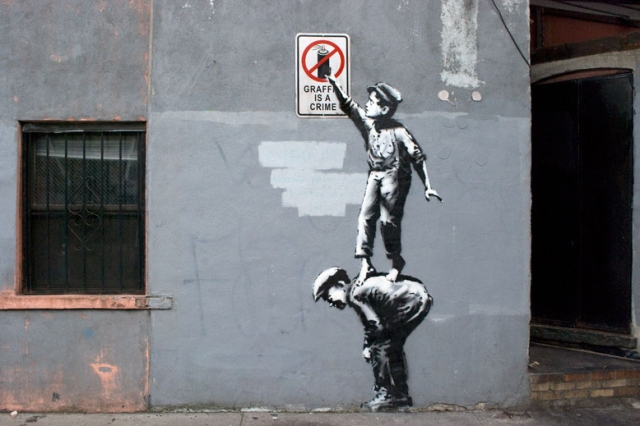 banksy-graffiti