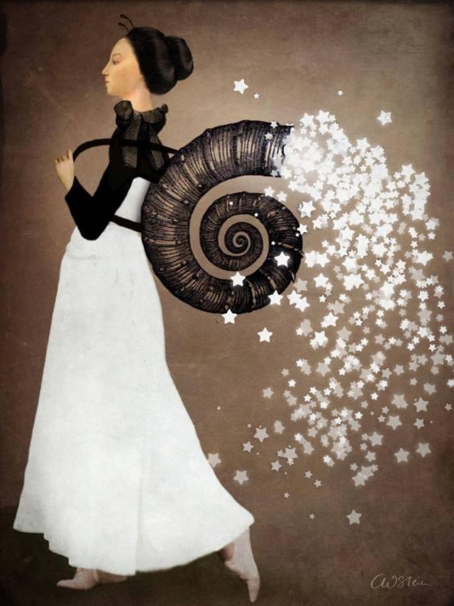 Artist~Catrin Welz-Stein