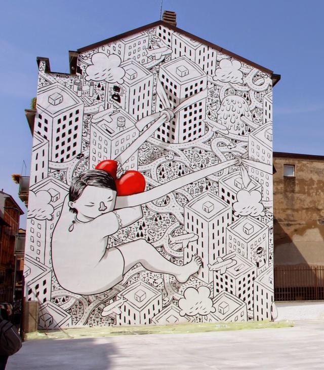 Street Art by Milo