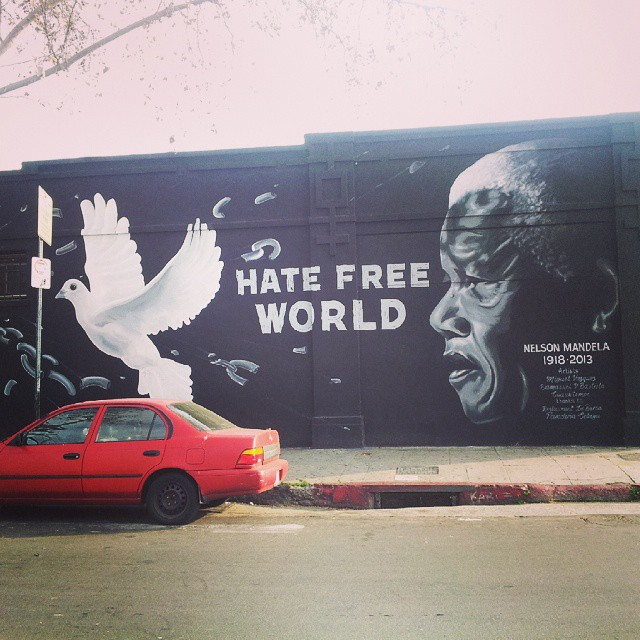 Hate Free World