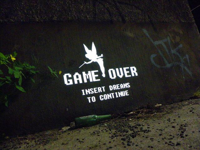 Street Art by Bambsy