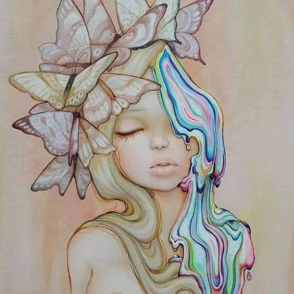 Art by Audrey Kawasaki