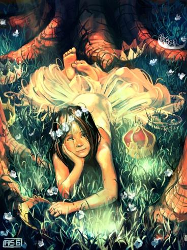 Art by Cyril ROLANDO