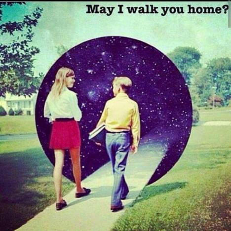 walk home