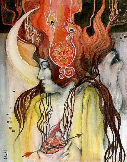 Artwork by Patricia Ariel