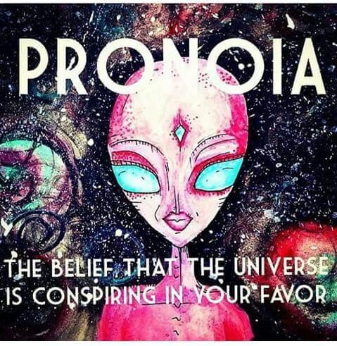 pronoia