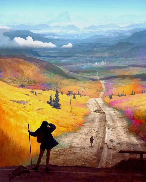 Steven Stahlberg - road