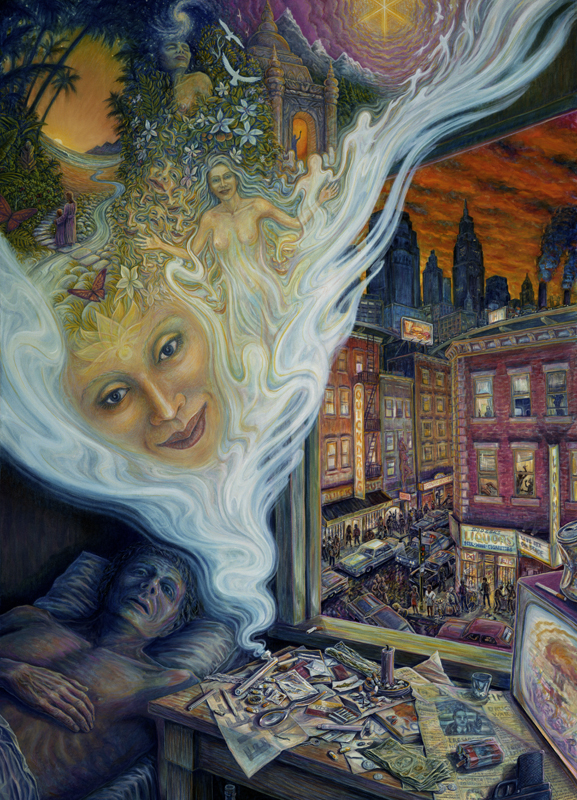 Artwork by Mark Henson