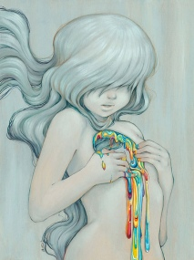 """""""Transmuting the struggle of pain into the creative force of love is the highest form of universal art."""" ~YungPueblo"""