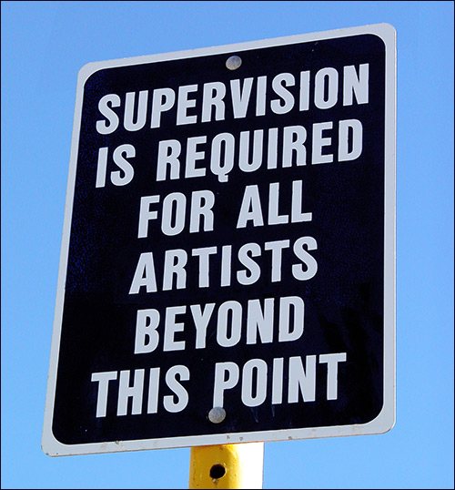 supervision-artists