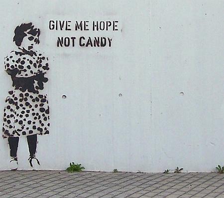 Give me hope