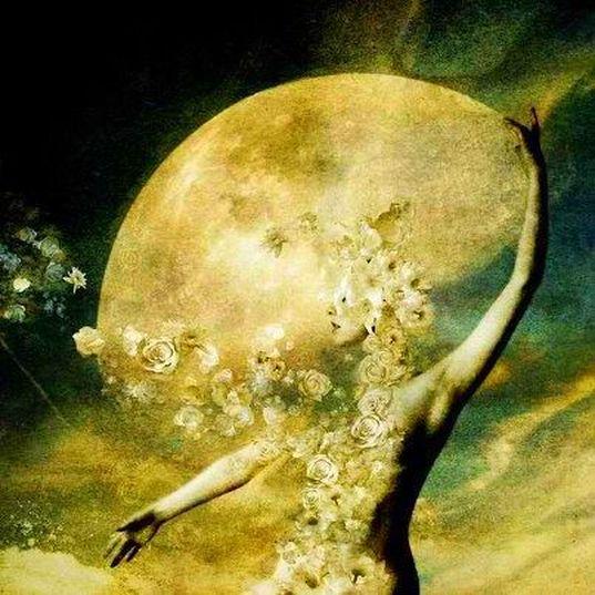 Moon vedic