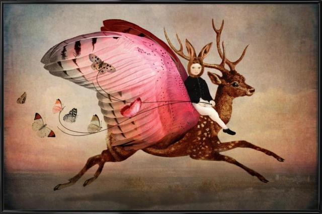 Art by Catrin Welz-Stein