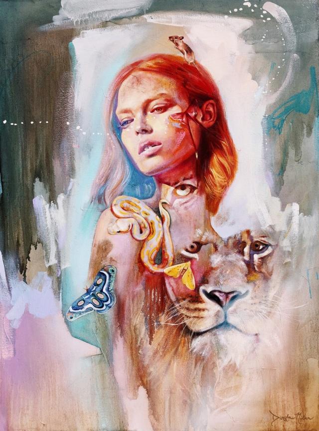 Art by Dimitra Milan