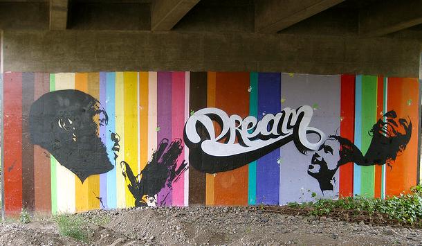dr. king street art
