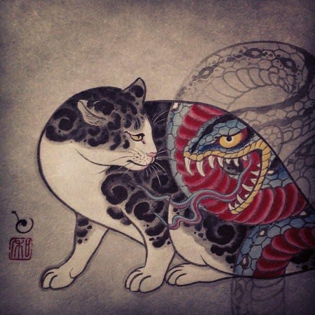 Artwork by Kazuaki Horitomo