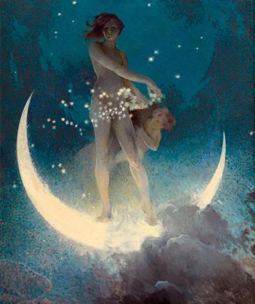New Moon - Edwin Howland Blashfield.jpg