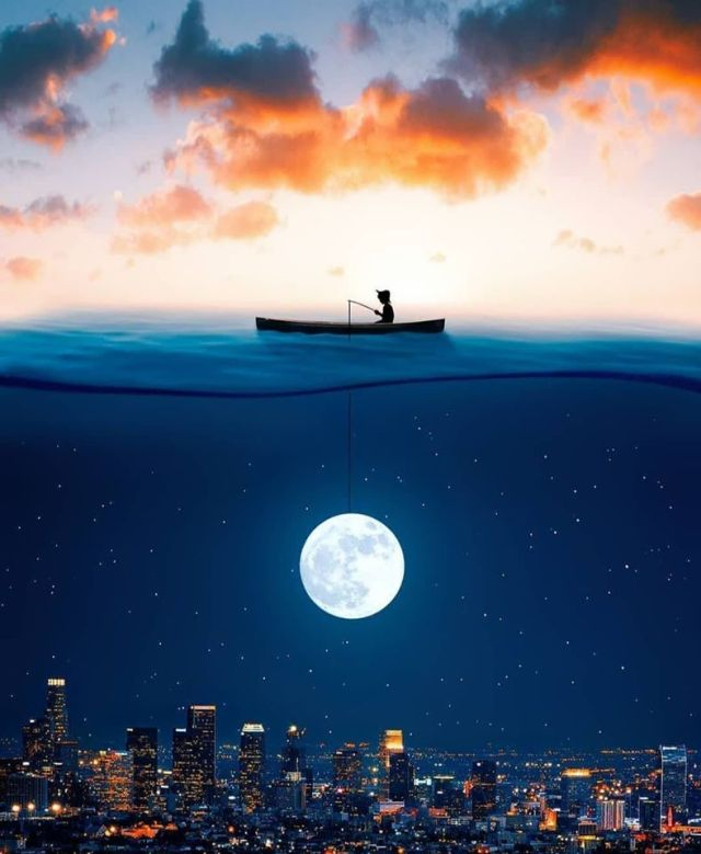 Full Moon fishing